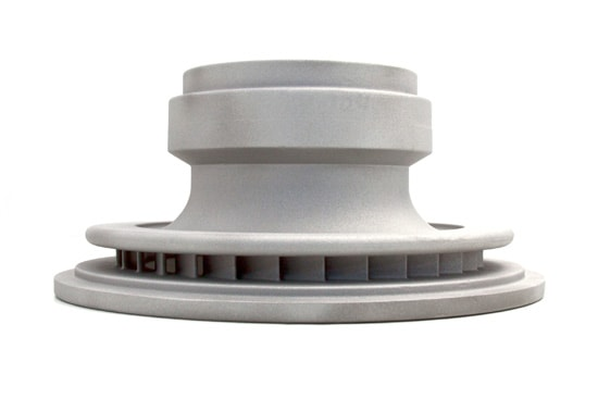 Turbine Nozzle Casting